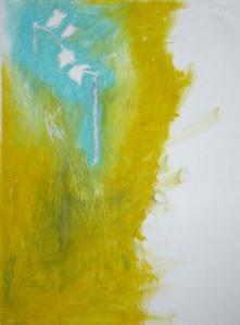 oil pastel sketch 2