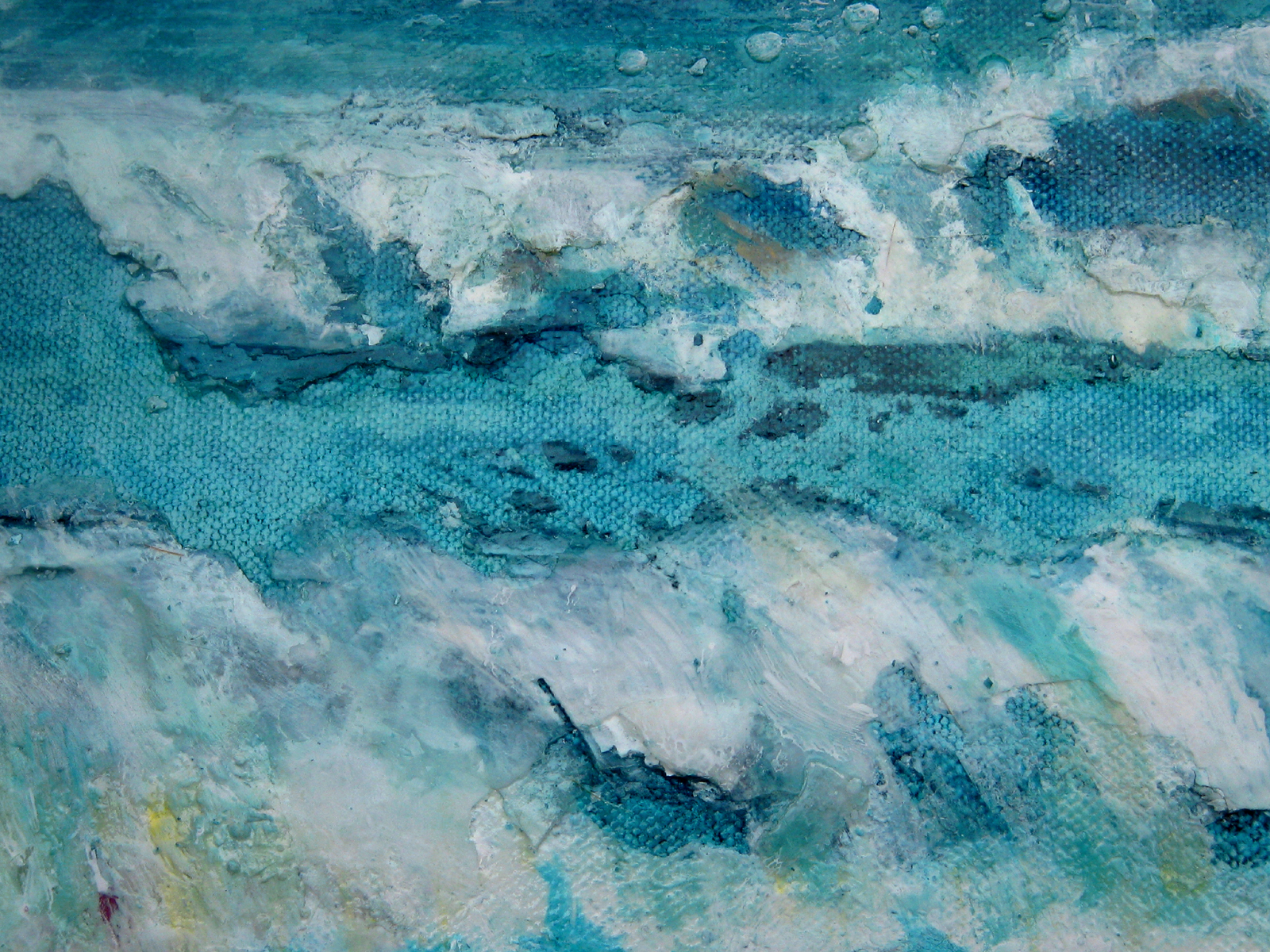 contemporary abstract wave paintings channeling the abstract